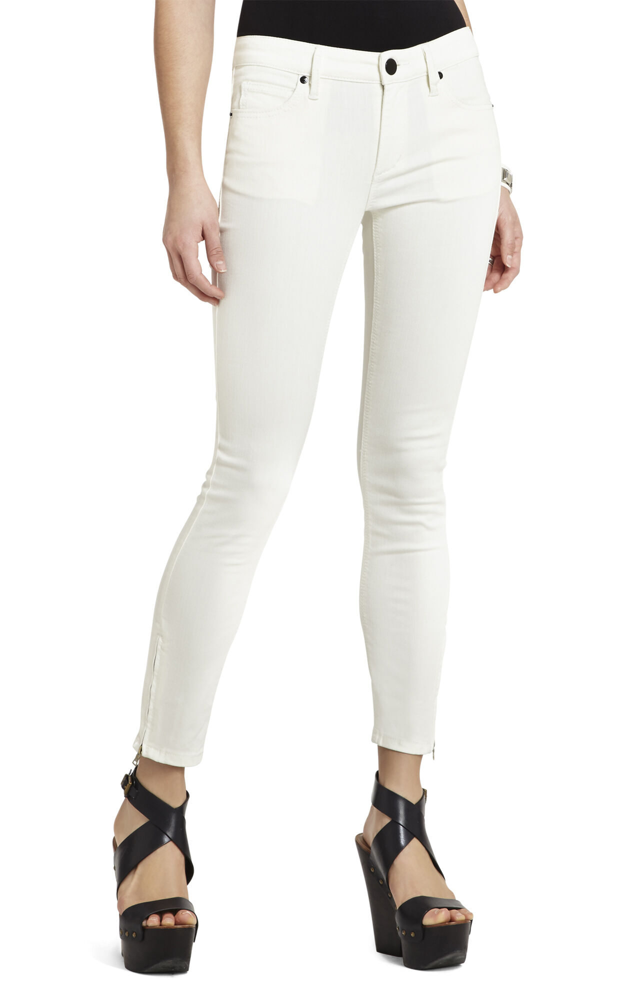 Dawson Cropped Skinny Denim Pant