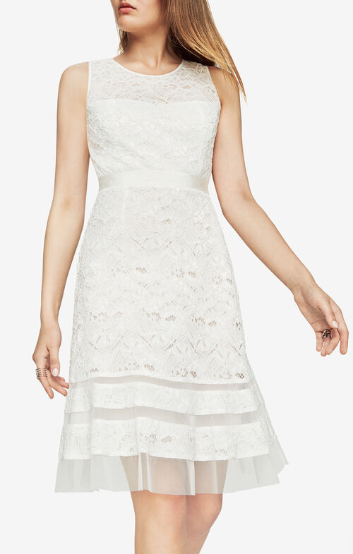 Elaina Lace Dress
