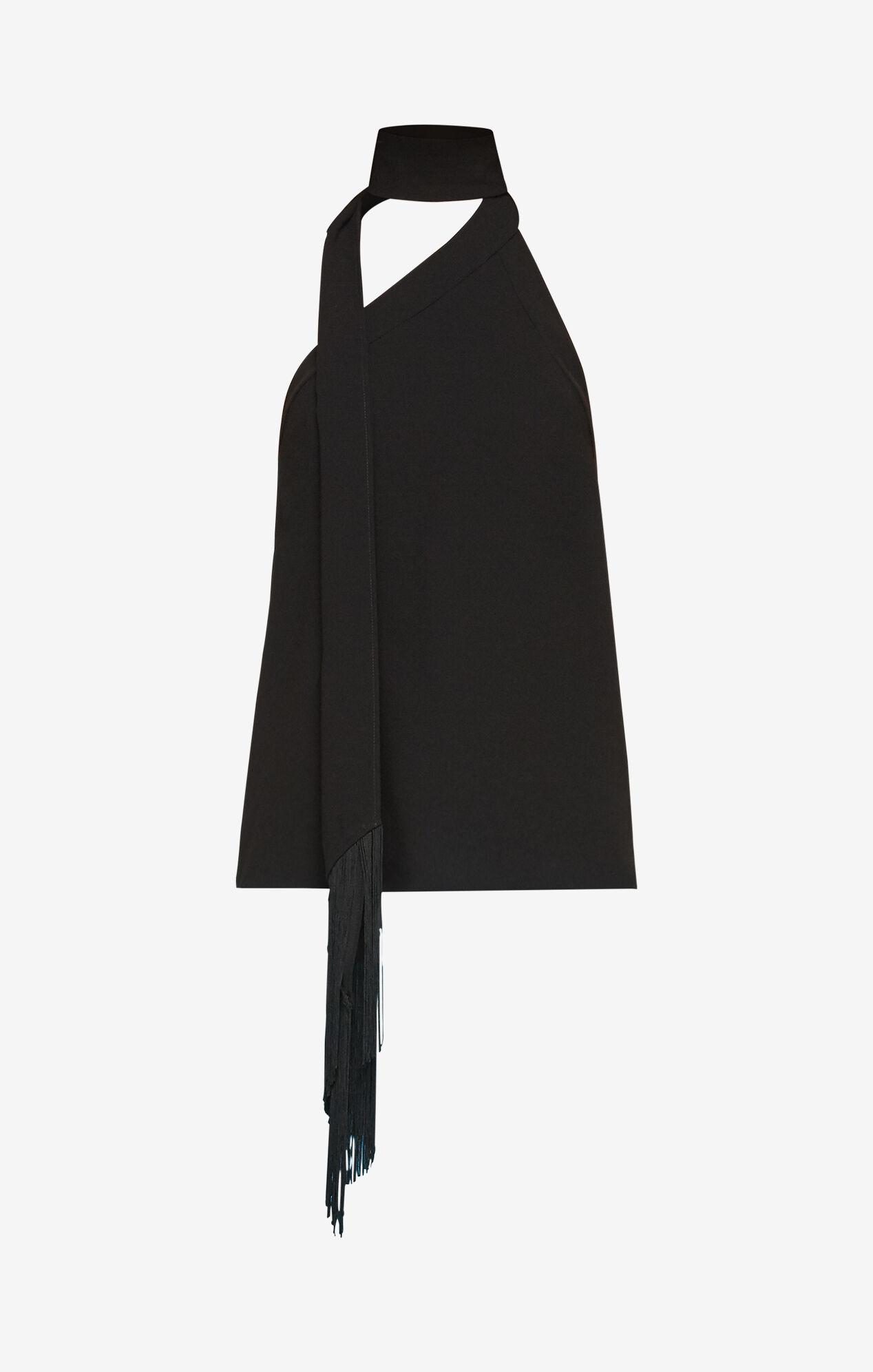 Rosie Wrap-Neck Top