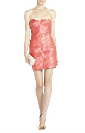 Lillie Strapless Dress