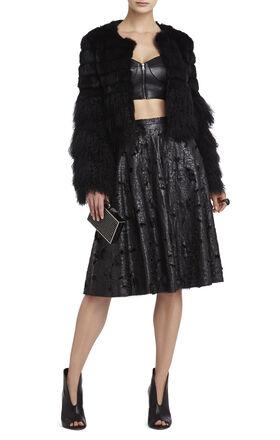 Mijo Mongolian Fur Jacket