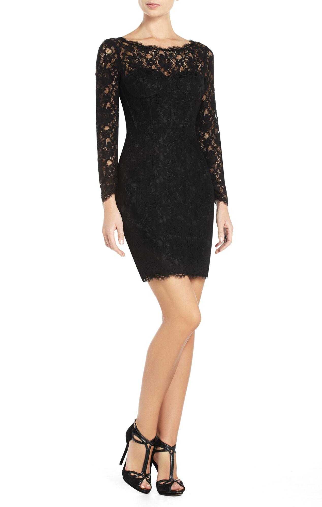 Arlena Lace Dress