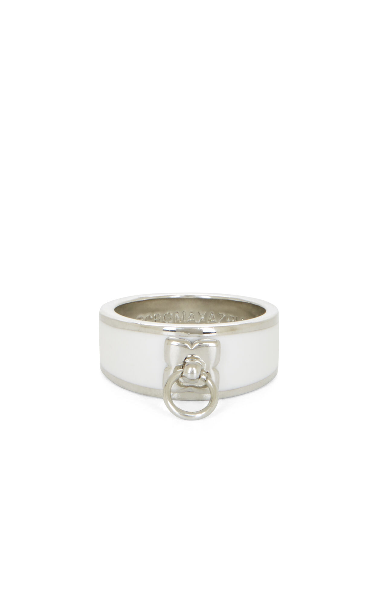 Icon-Toggle Enamel Ring