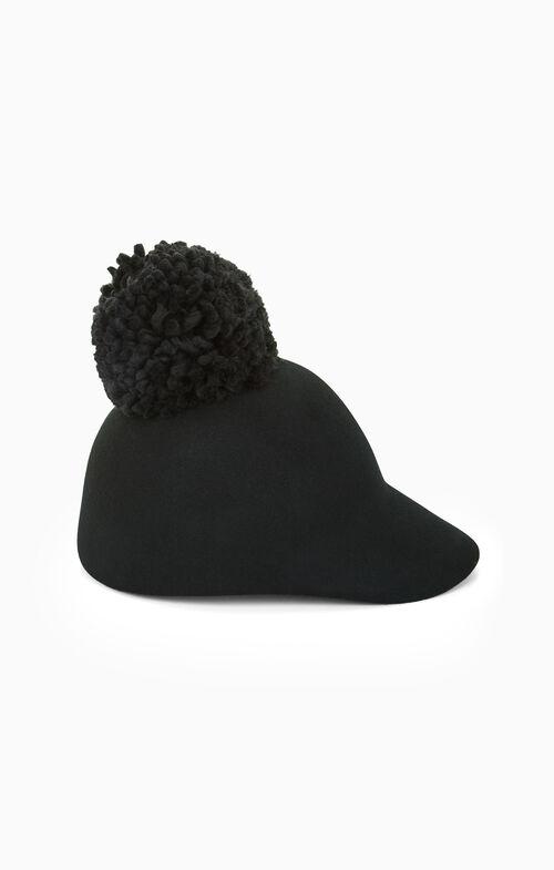 Pom Baseball Hat