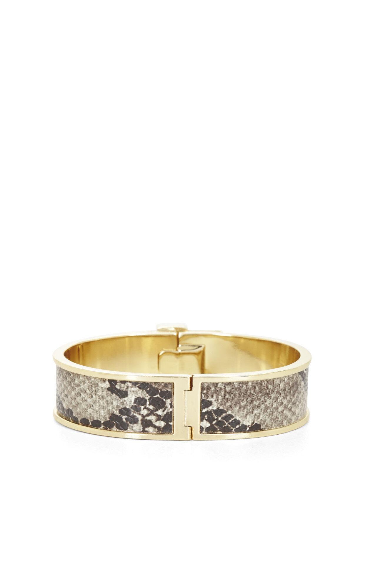 Snake Turnlock Bracelet