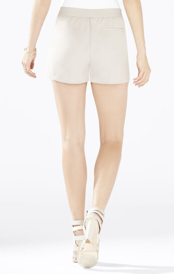 Bryan Pull-On Track Shorts