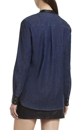 Hadley Blocked Long-Sleeve Shirt