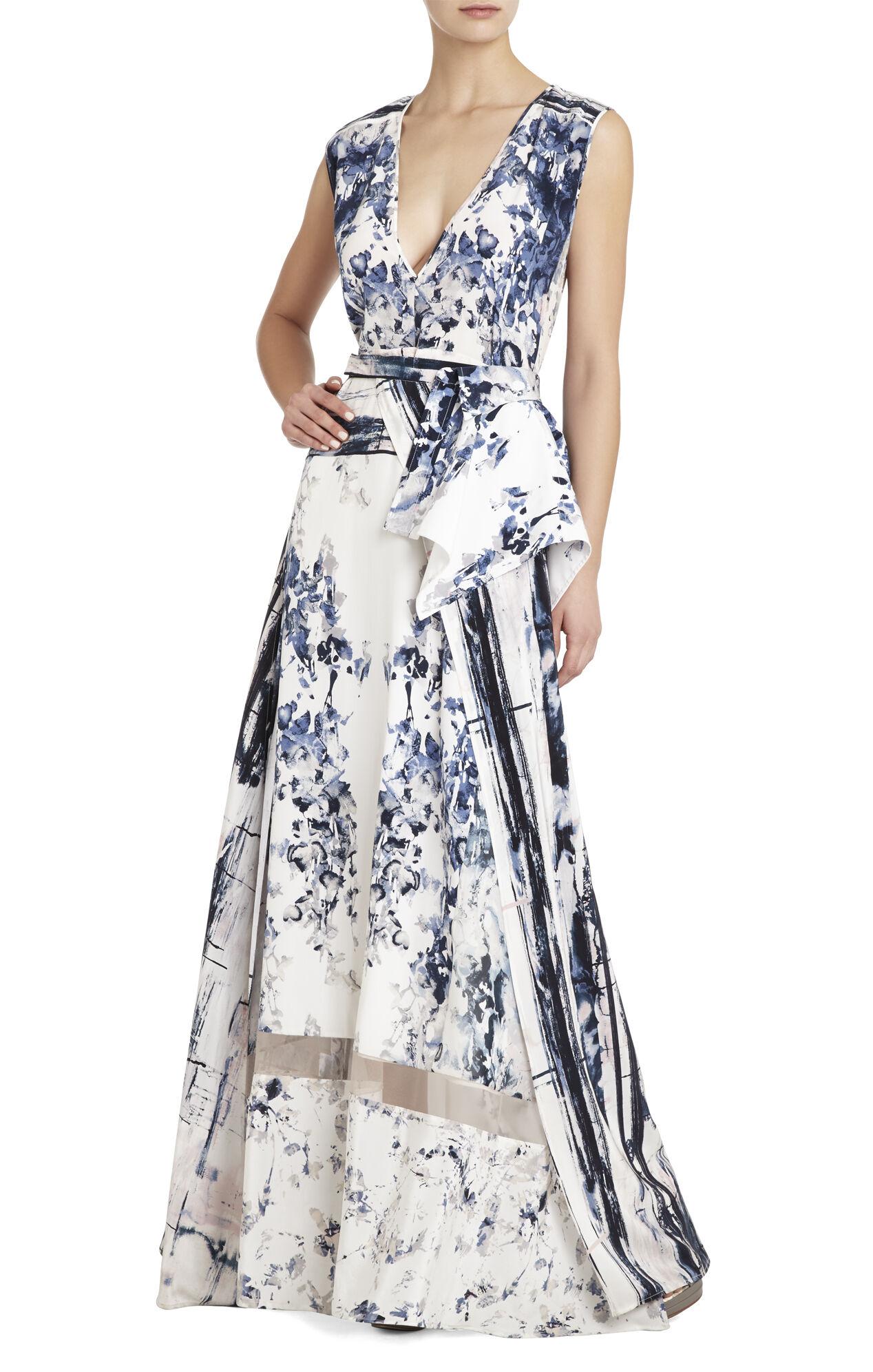 Runway Katrina Dress