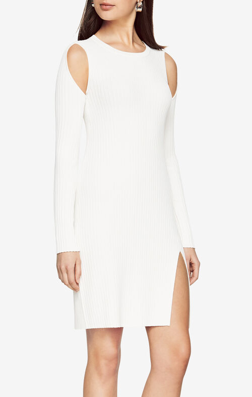 Braiden Cold-Shoulder Sweater