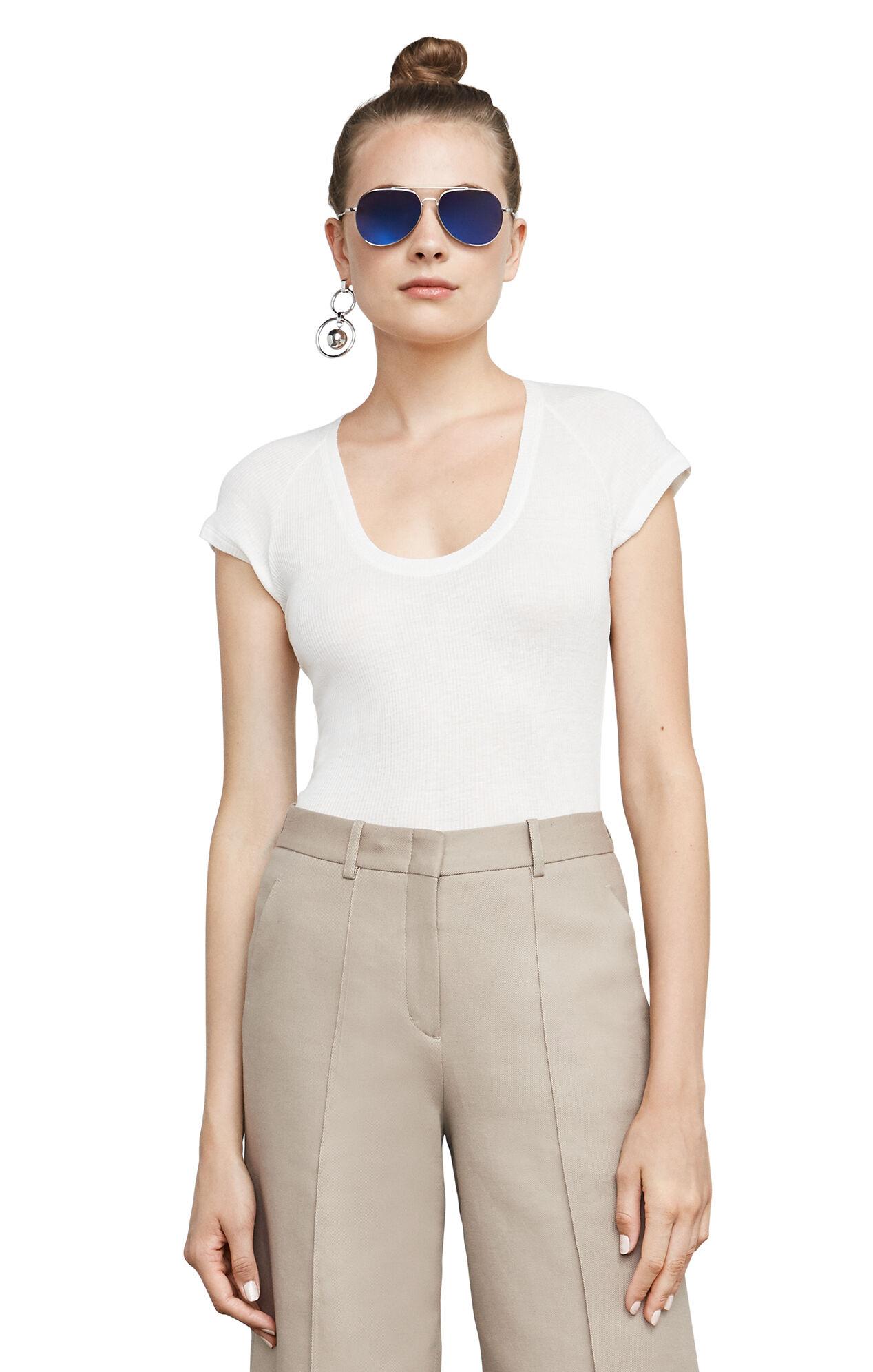 Lex Short-Sleeve Top