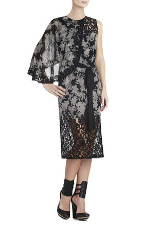 Runway Grace Silk Dress