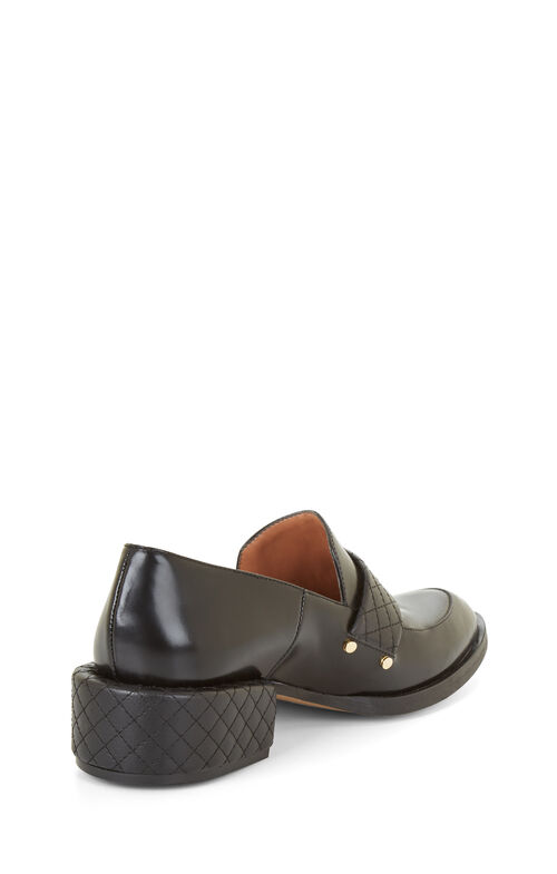 Bradwin Quilted Leather Loafer