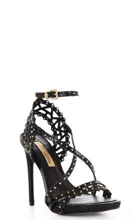 Esra High-Heel Studded Sandal