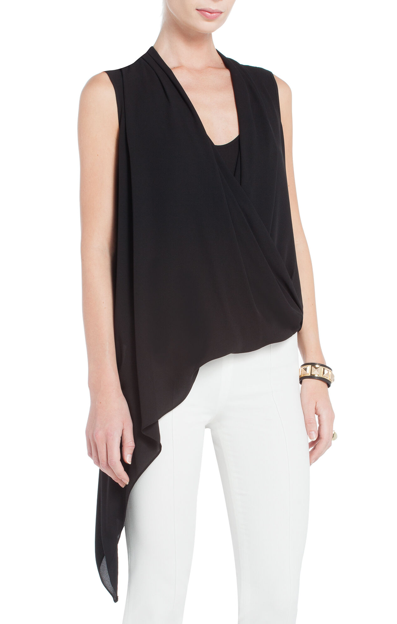 Cecil Draped Top