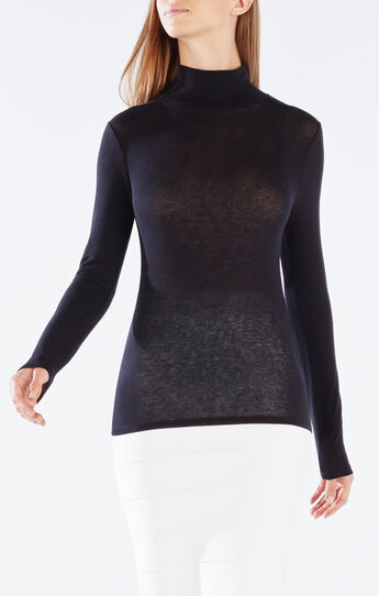 Emeka Turtleneck Top