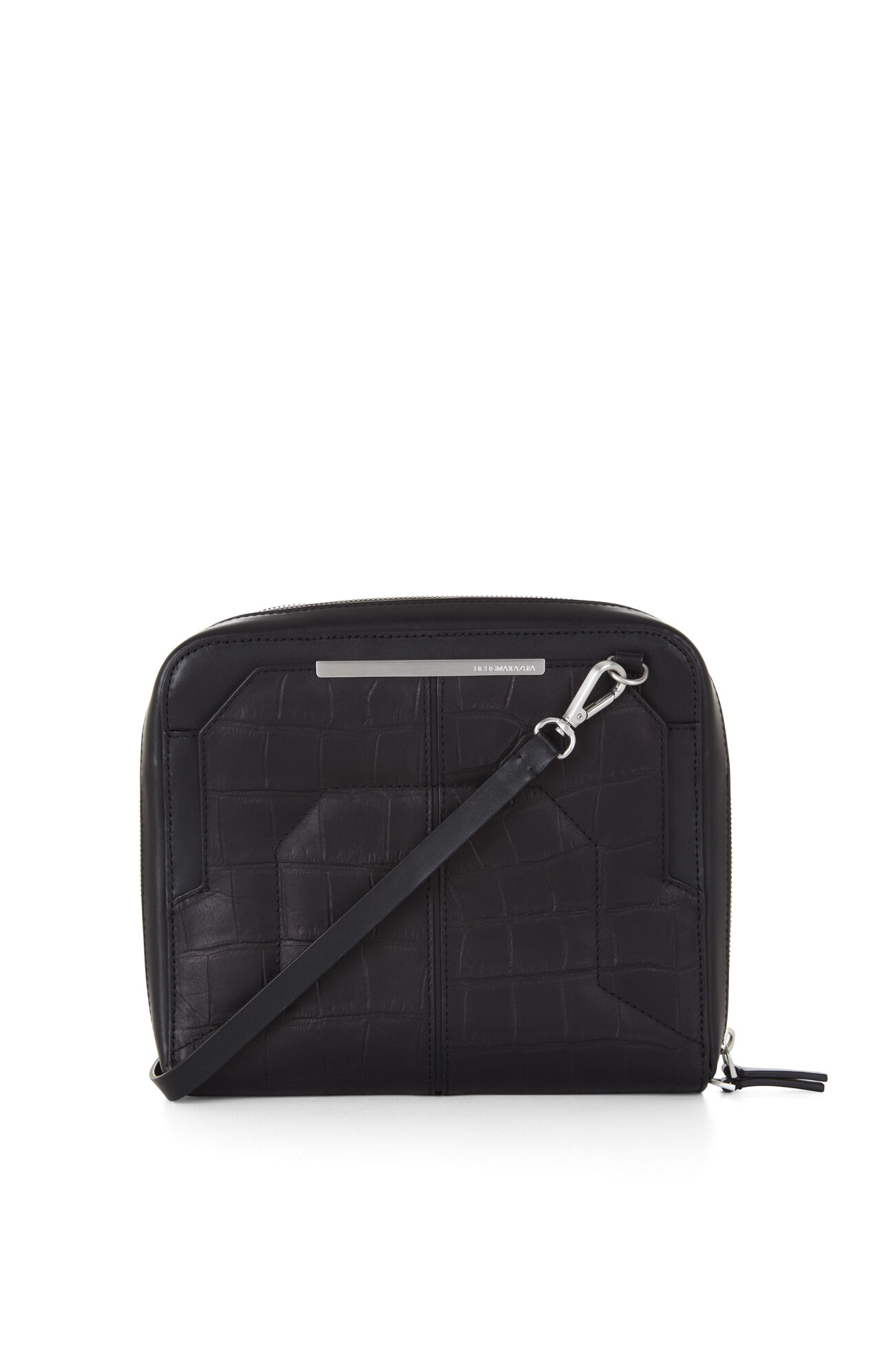Runway Raven Convertible Messenger Bag