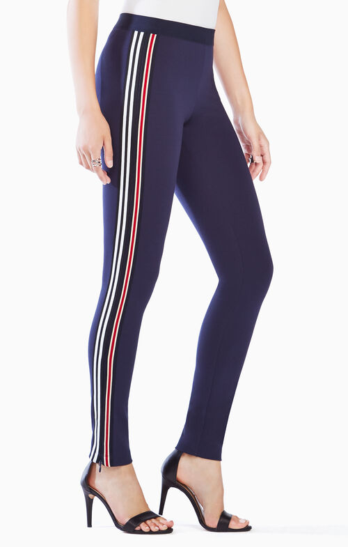 Garrison Striped Legging