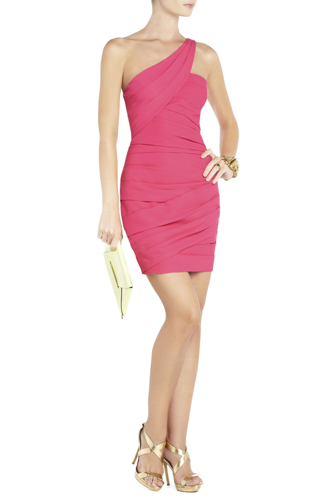 Versa One-Shoulder Cocktail Dress