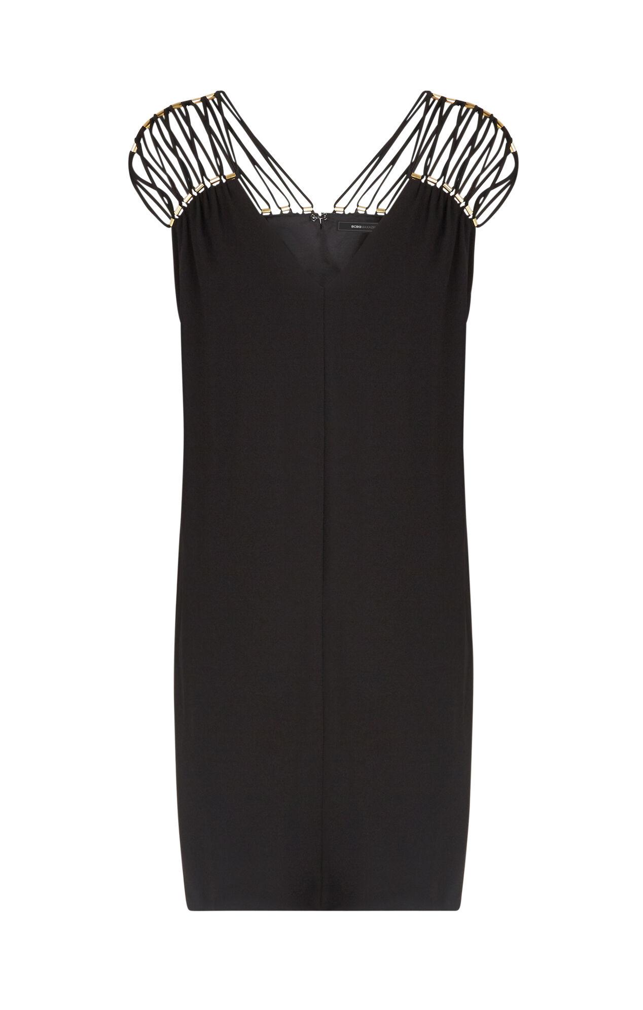 Arielle Multi-Strap Dress