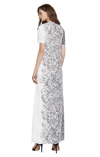 Alena Printed Maxi Dress