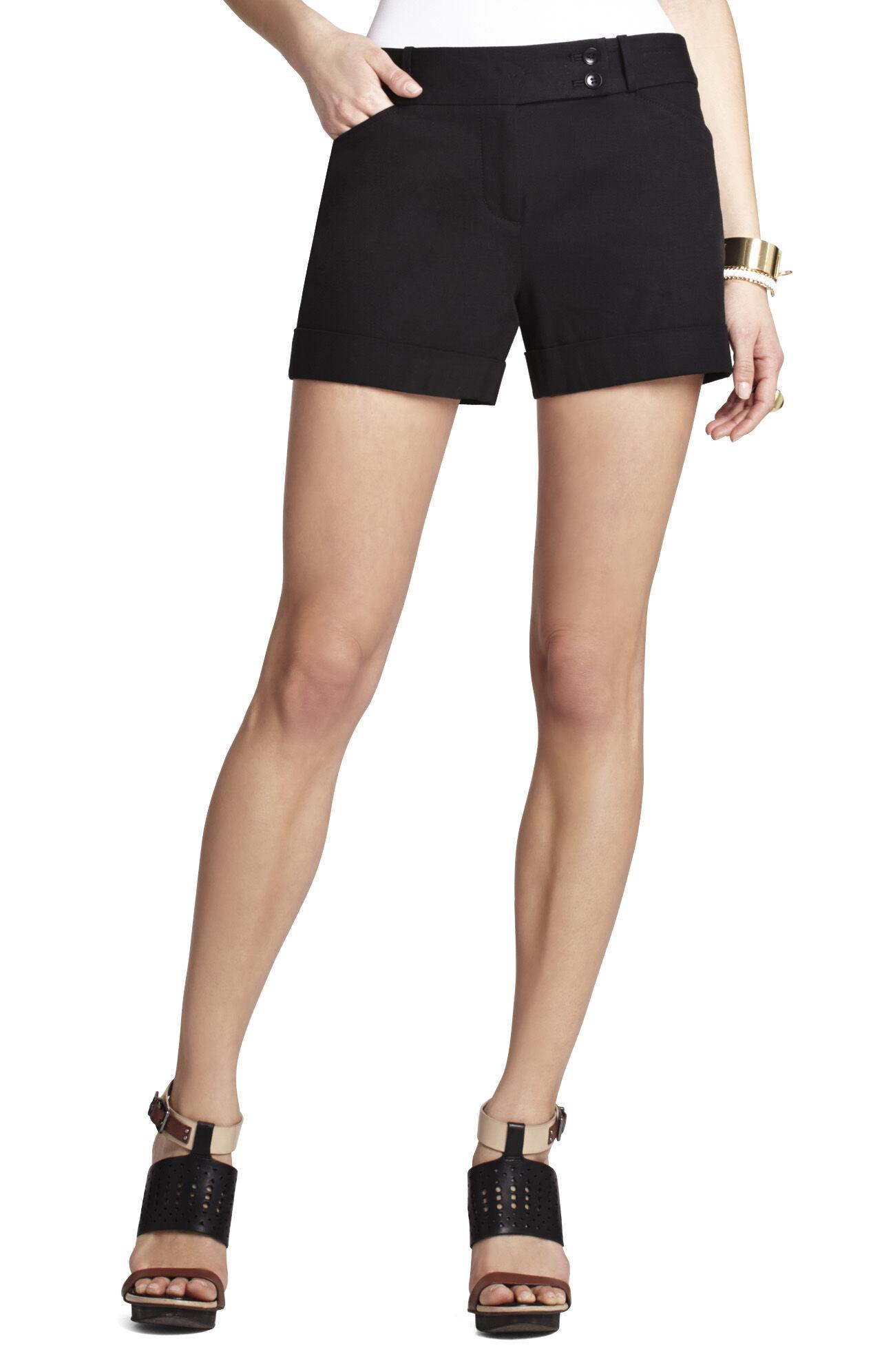 Symon Cuffed Shorts