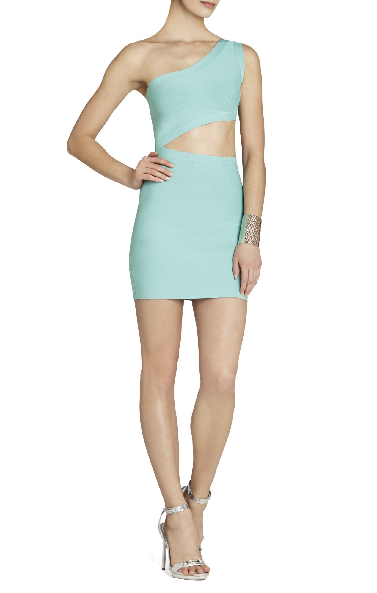 Courte Cutout Dress