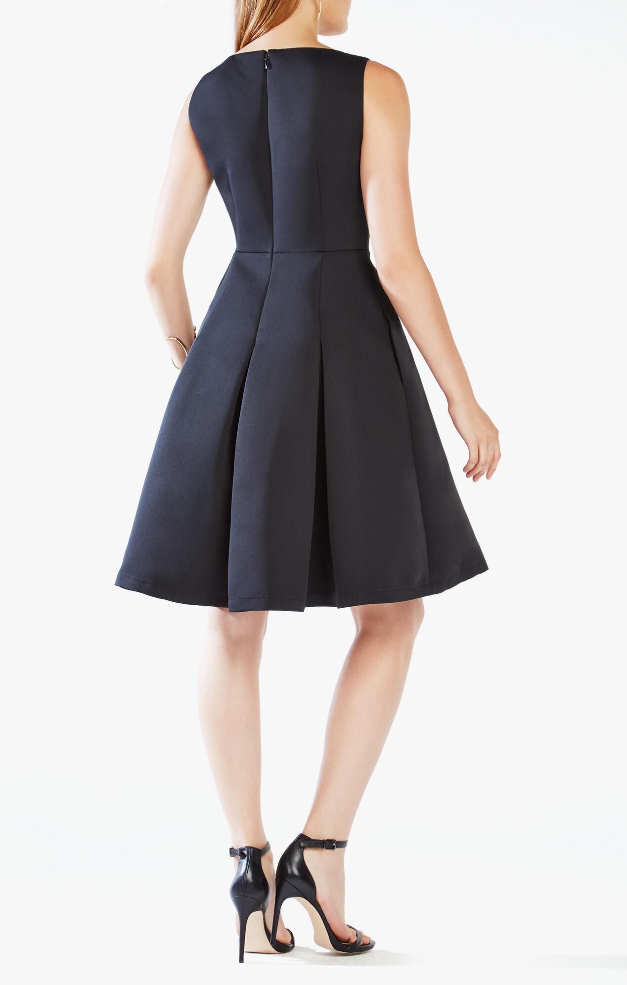 Tilldah Pleated Dress
