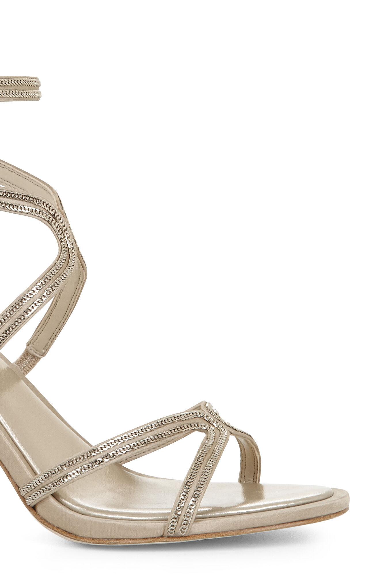 Primp High-Heel Sandal