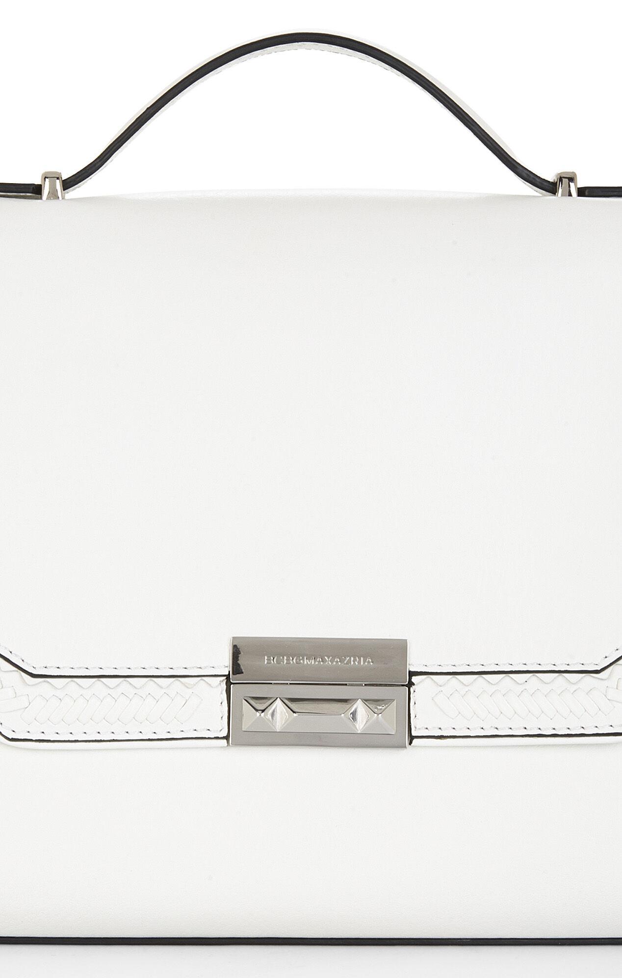 Gemma Whip-Stitch Shoulder Bag