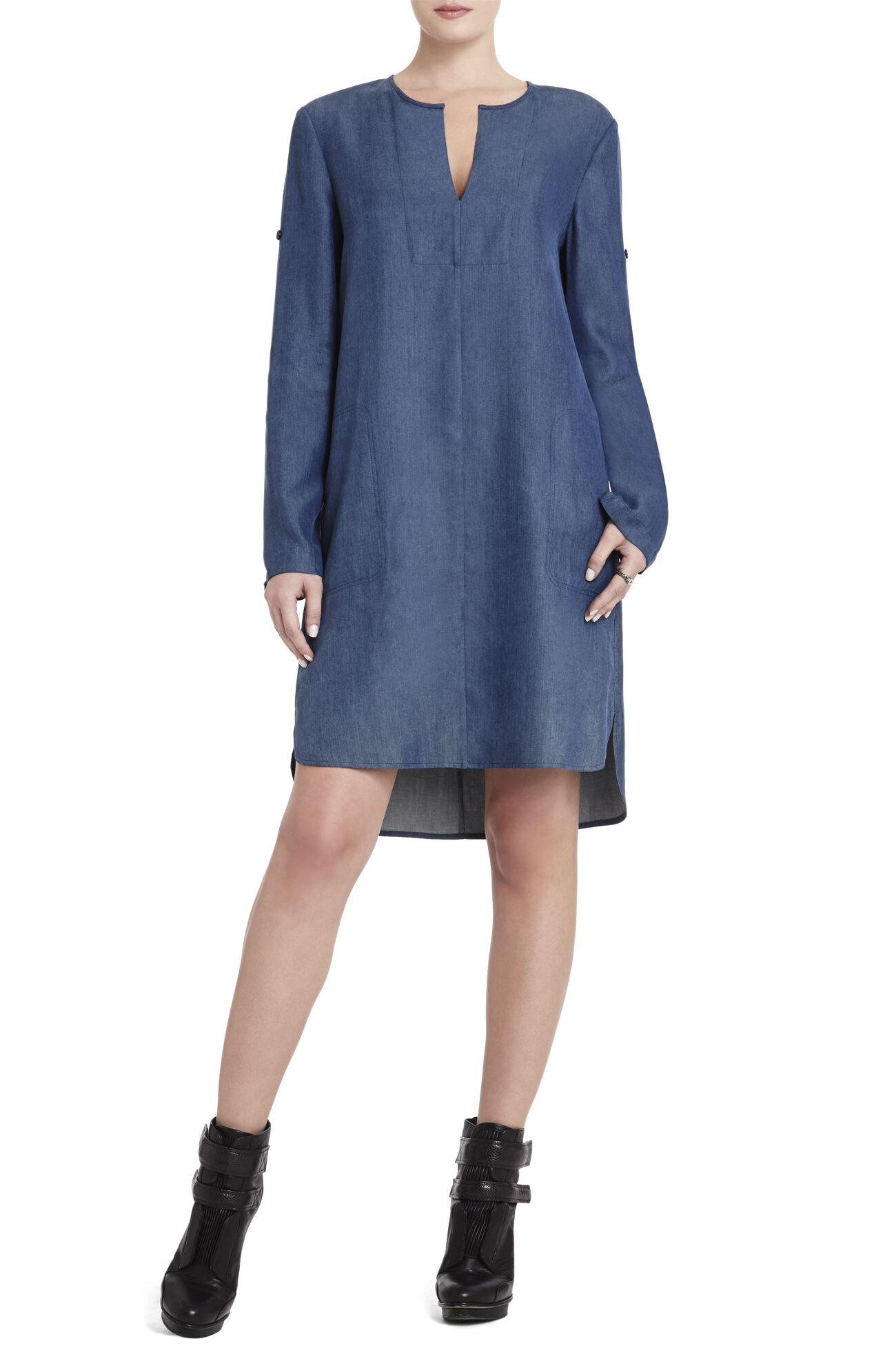 Tilda Long-Sleeve Dress