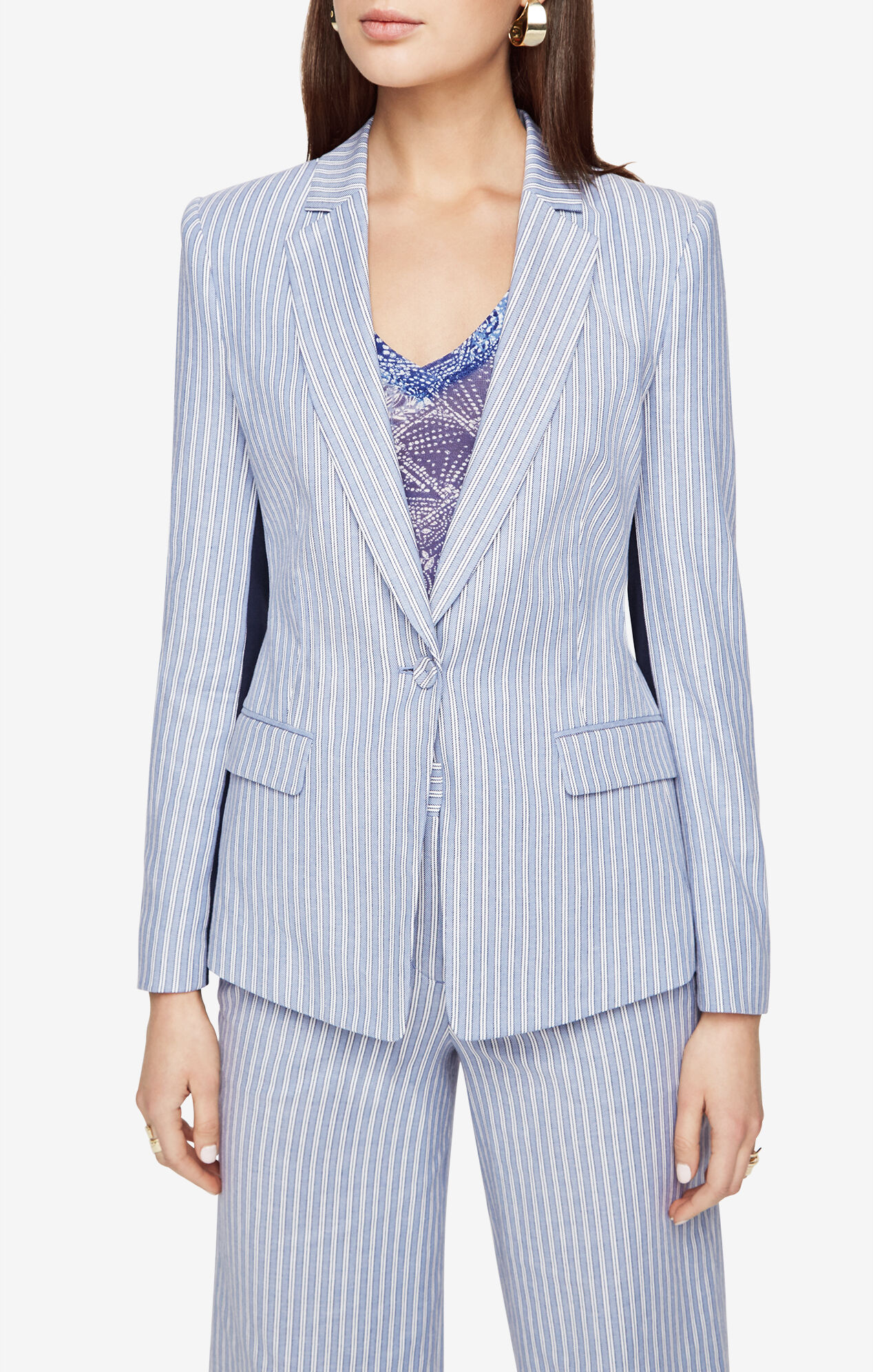 Theodore Striped Blazer