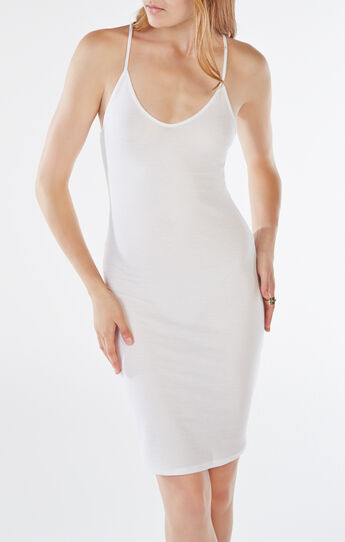 Kimmie Essential Knit Slip Dress