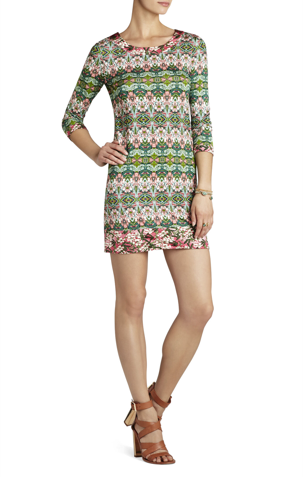 Ania Shift Dress