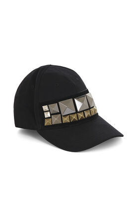 Studded Baseball Hat