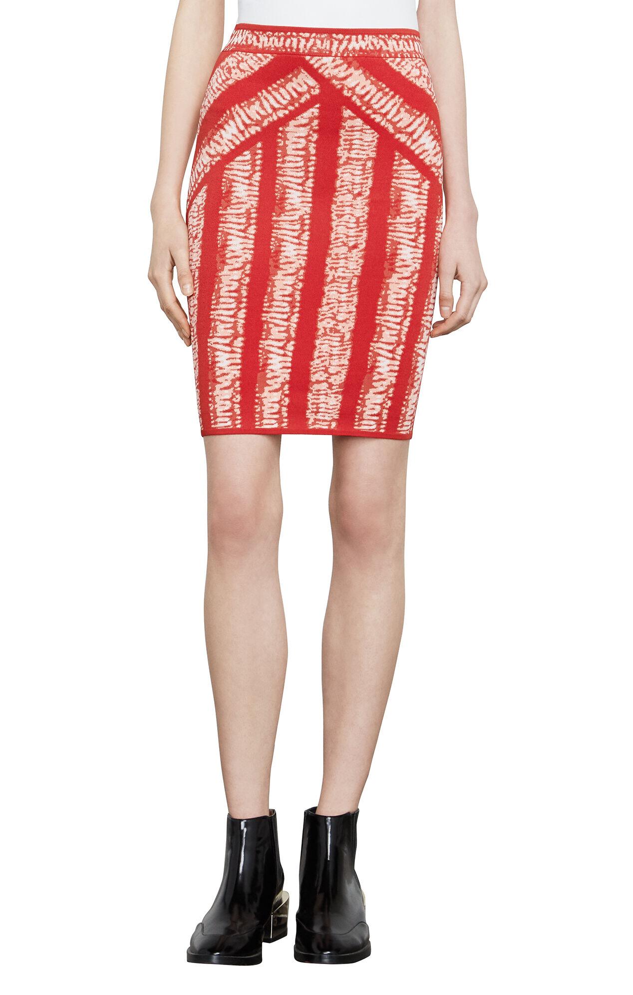 Alexa Shibori Skirt