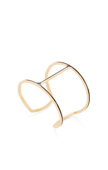 Enamel Cuff Bracelet