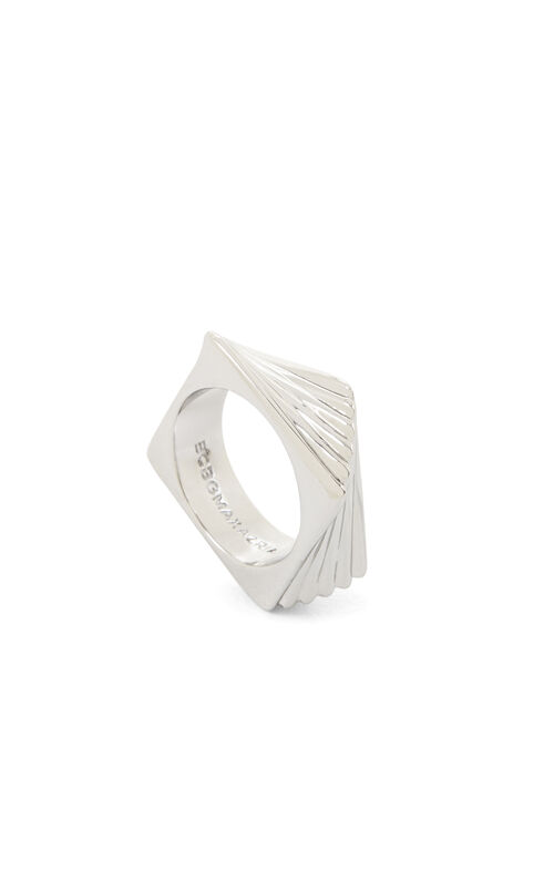 Square Angled Ring