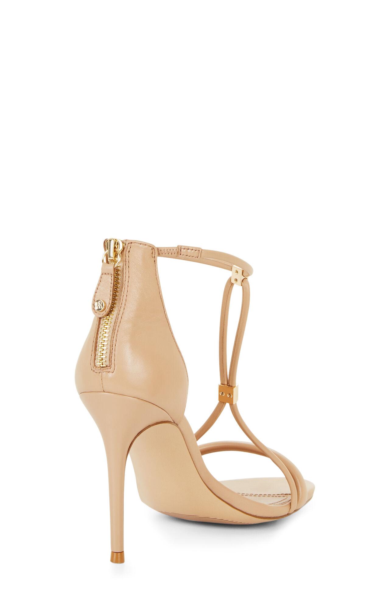 Nixie Studded Leather Sandal