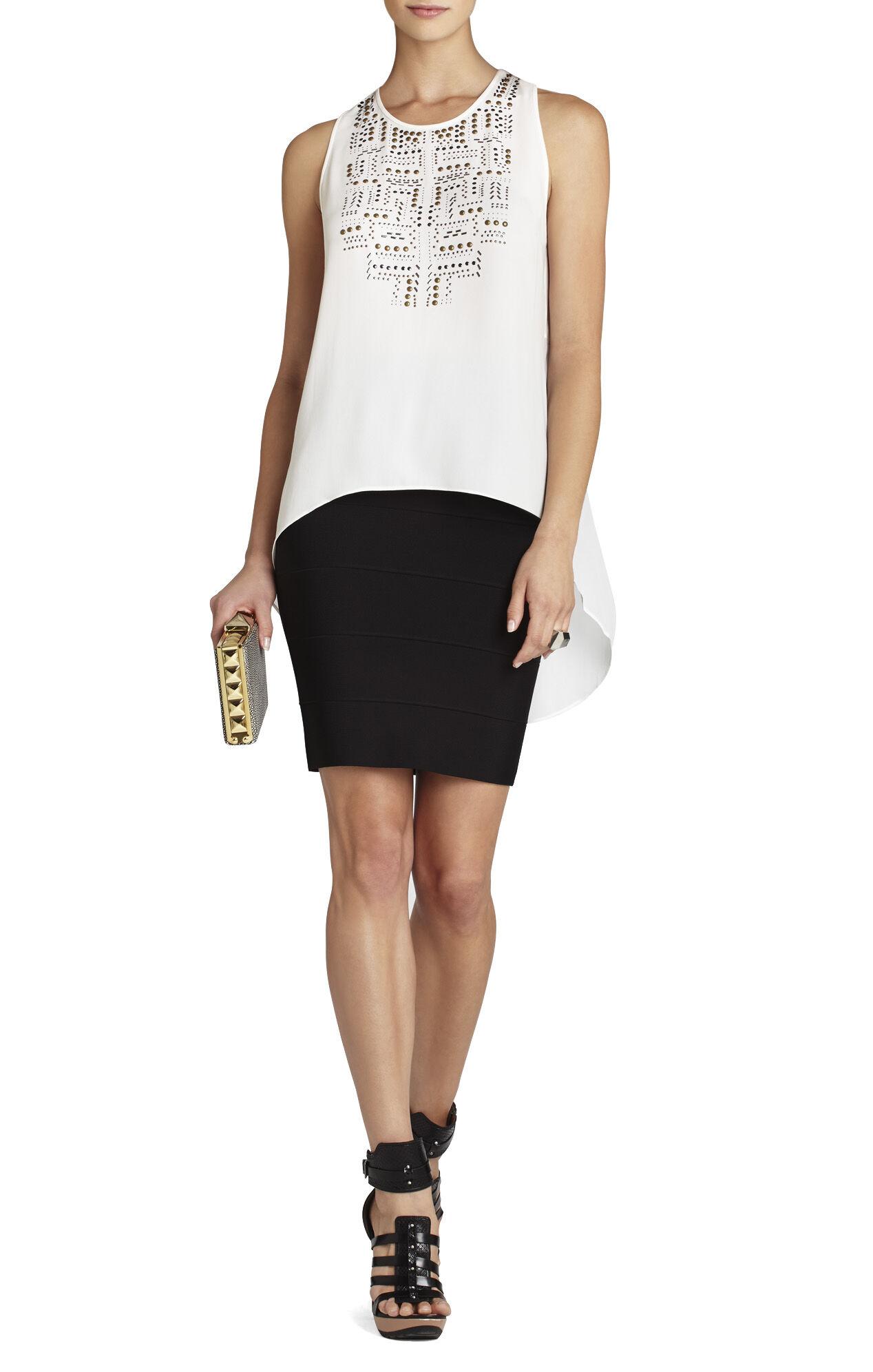 Danna Sleeveless Embellished Top