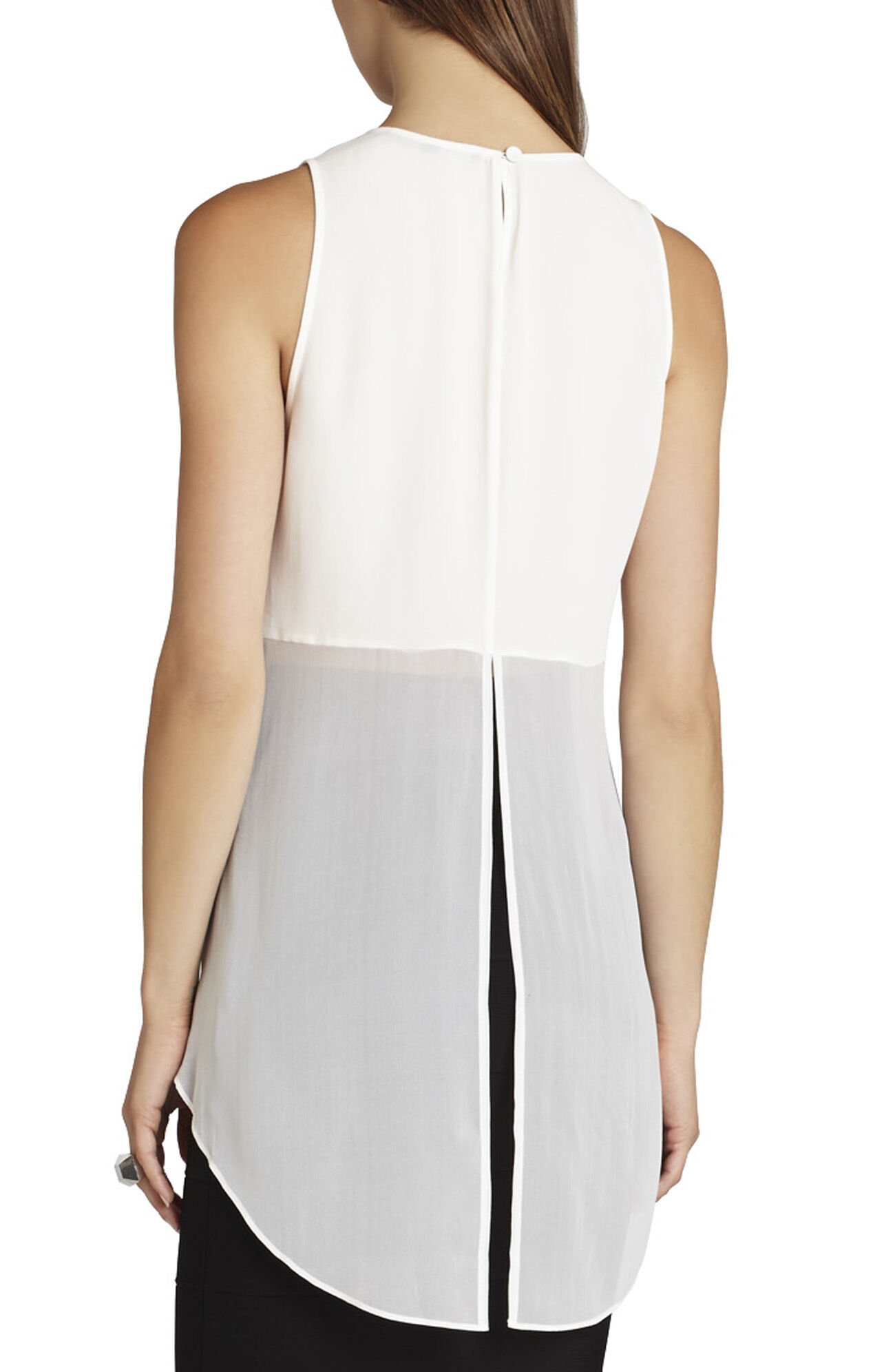 Danna Sleeveless Embellished Top