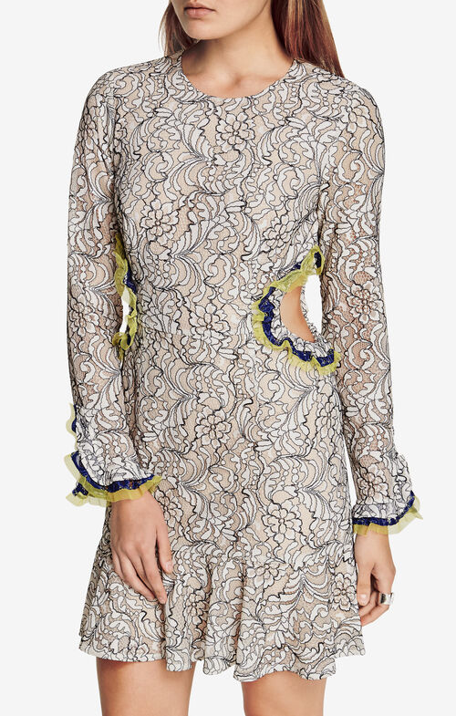 Leticia Cutout Lace Dress