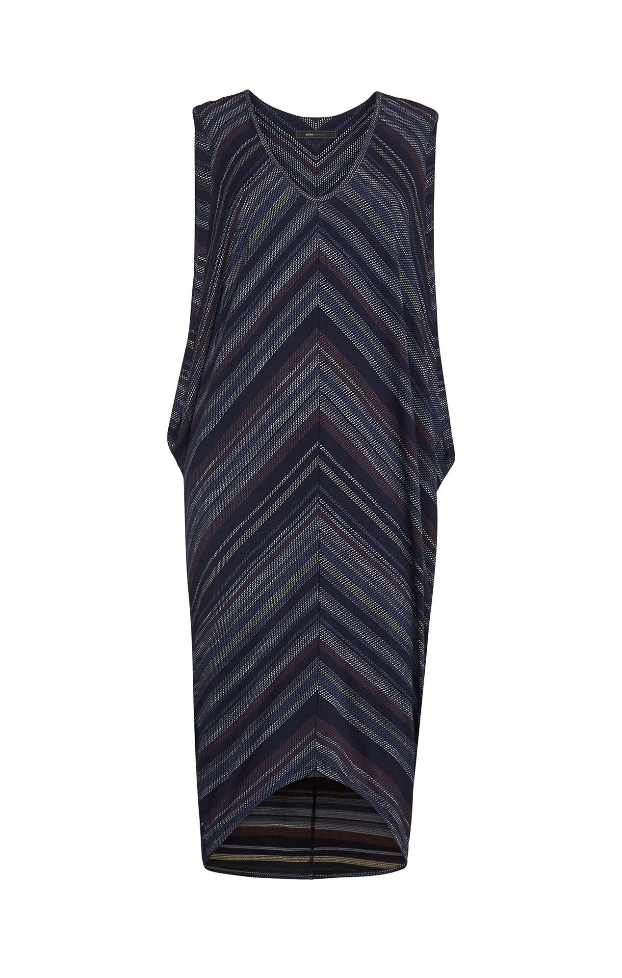 Kerstin Jacquard Tunic Dress