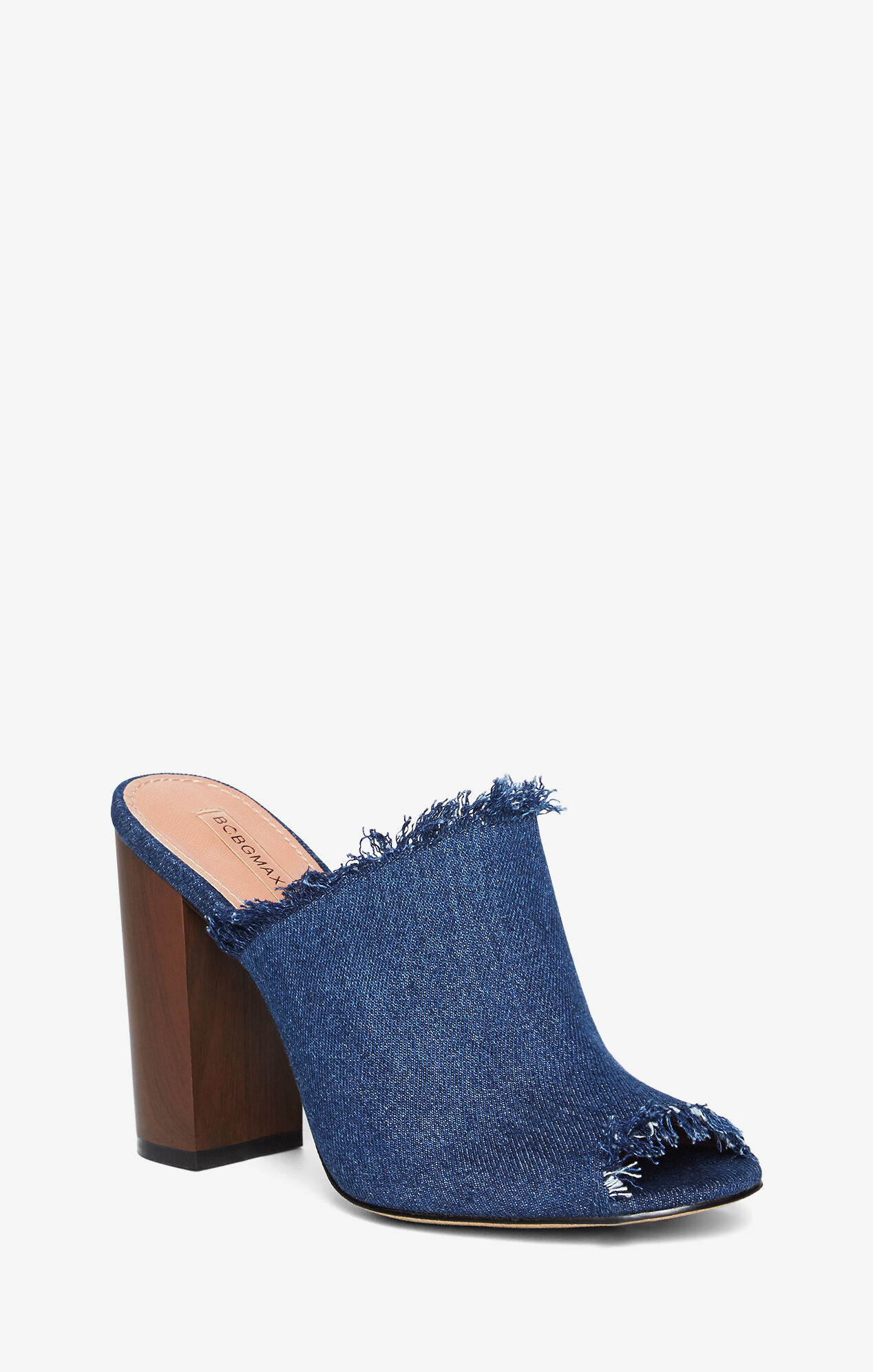 Ravella Denim Mule