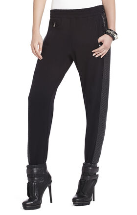 Rigsby Quilted Side-Panel Sweatpant
