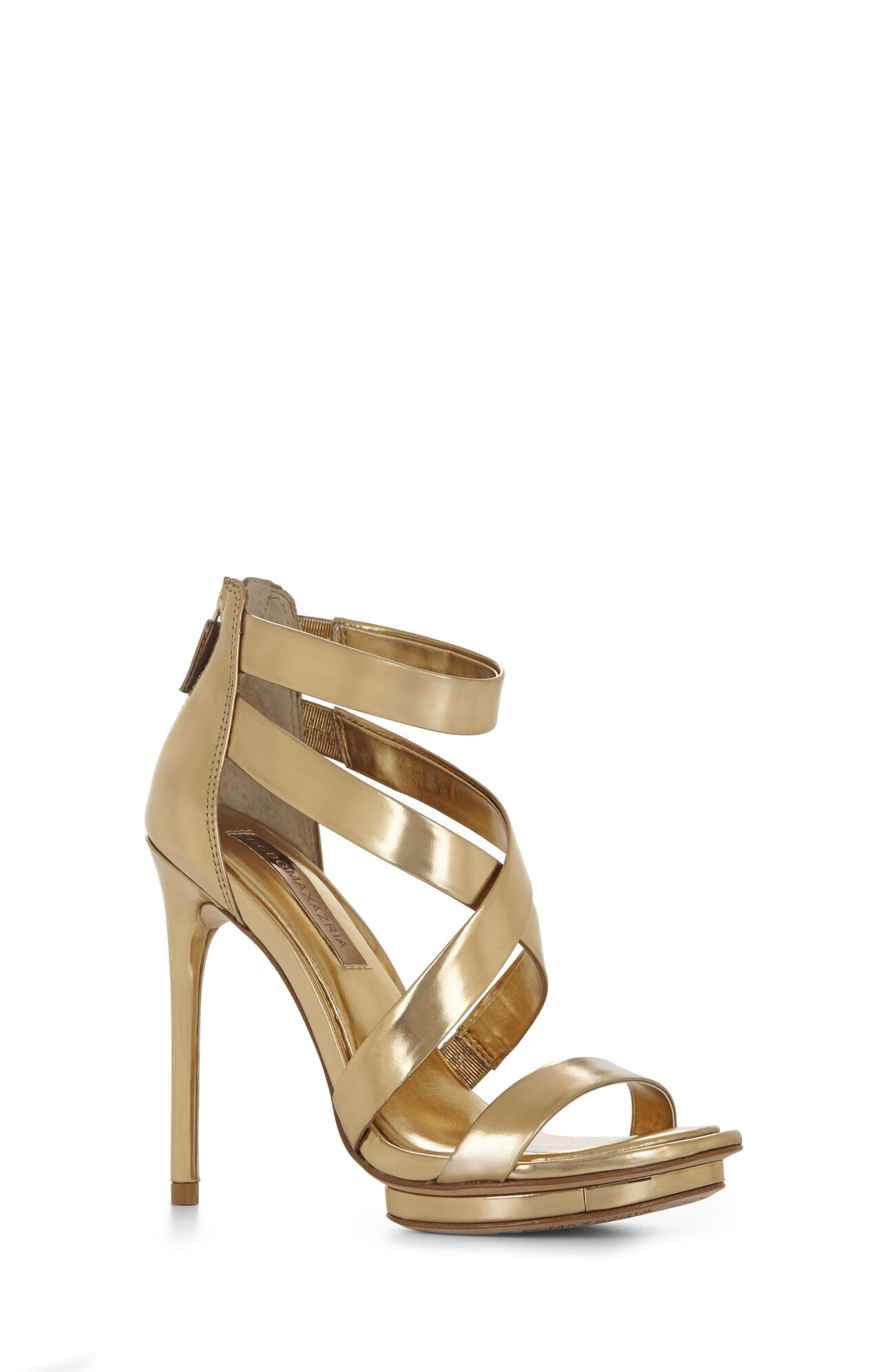 Leemour Strappy High-Heel Sandal