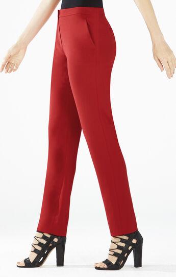 Tarik Straight Leg Trouser