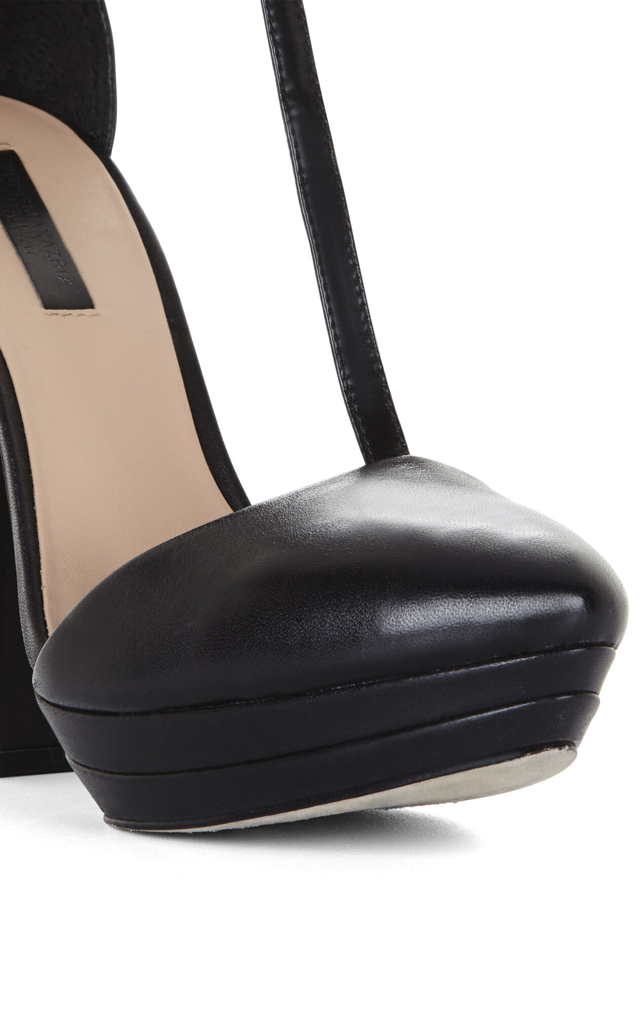 Runway Wonder High-Heel T-Strap Day Pump