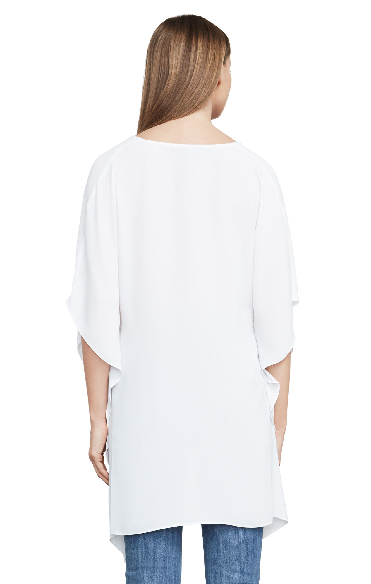 Neda High-Low Hem Top