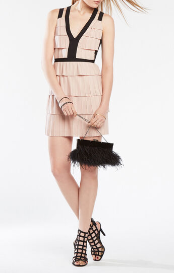 Hartley Pleated Dress
