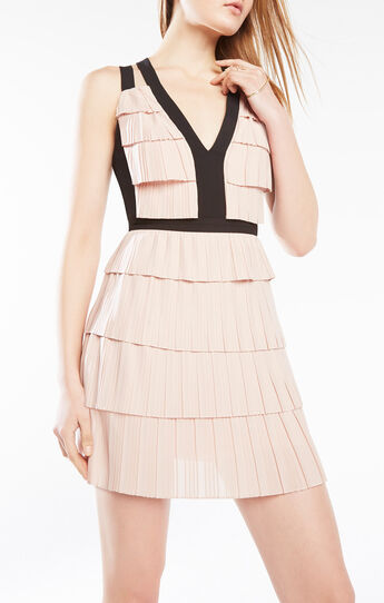 Hartley Pleated Dress